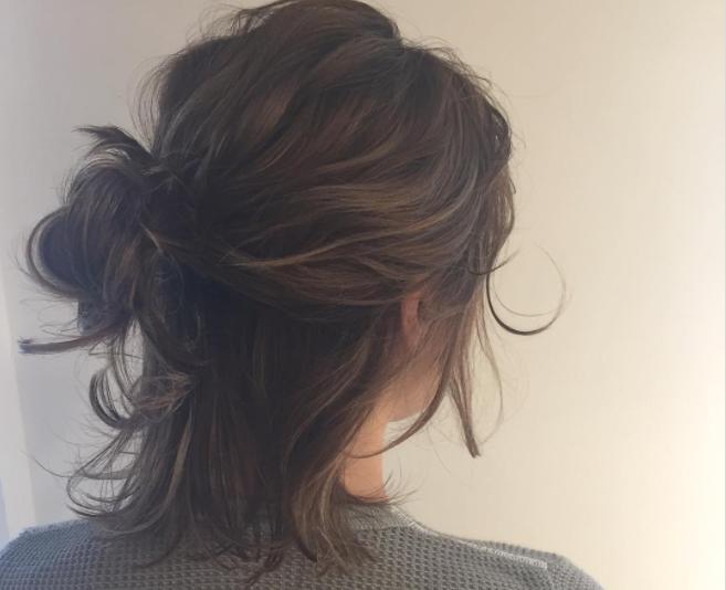 巻き髪 RUALA