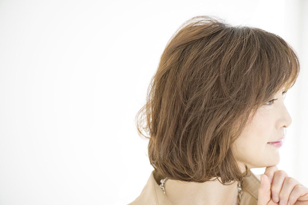 ショートボブのヘアスタイル